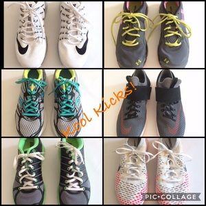 Shoes - Nike + more Womens Kicks Szs 8-8 1/2